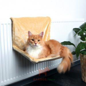 Как сделать гамак для кошки на батарею своими руками (1)