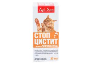 Стоп-цистит для кошек